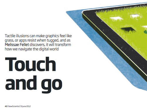 New Scientist 09 June 2012